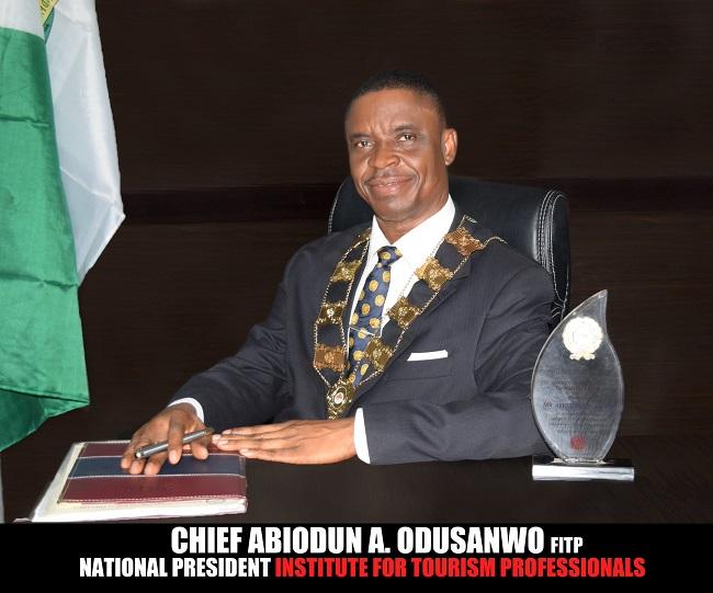 chief Abodun Odusanwo