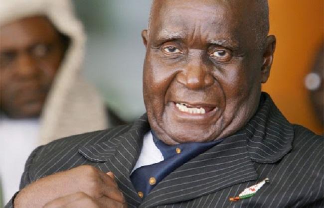 Kenneth Kaunda