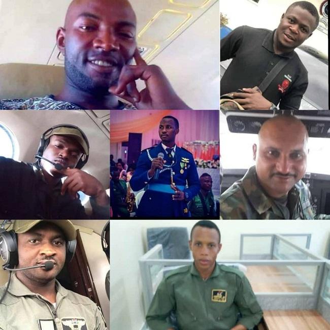 Victims of Abuja air