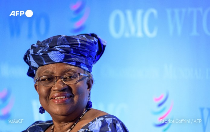 US backs Okonjo Iweala, Buhari welcomes Okonjo-Iweala