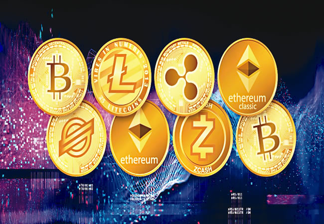 Cryptocurrencies cryptocurrency