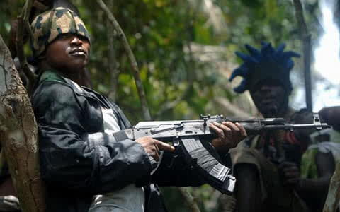 Bandits kill 13, Bandits kill 10, Gunmen kidnap secondary school, Kidnappers abduct two OOU students, Gunmen kidnap police officer, Gunmen strike in Ekiti, One person abducted, Bandits kill 3