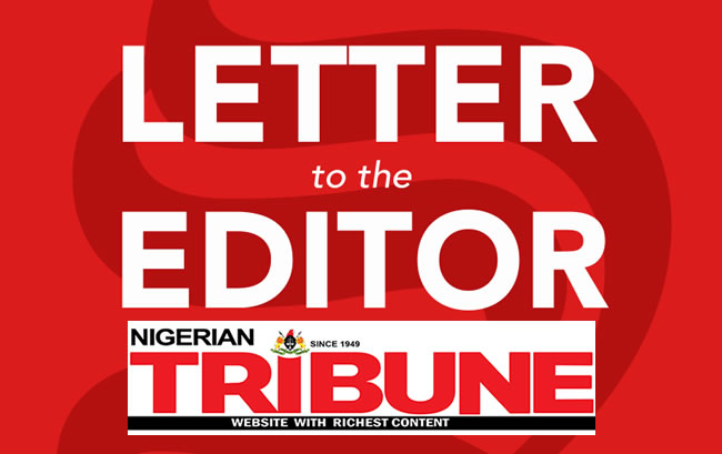 Letter to the Editor1