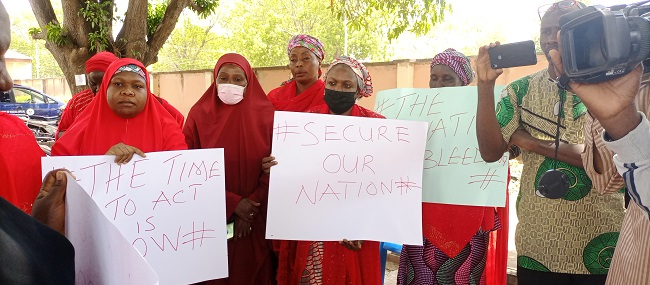 insecurity: Bauchi NAWOJ members