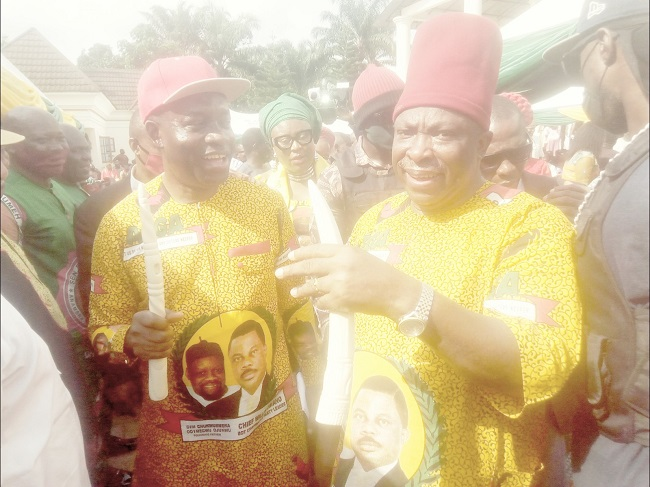Anambra 2021: Why I am supporting Soludo ― Victor Umeh