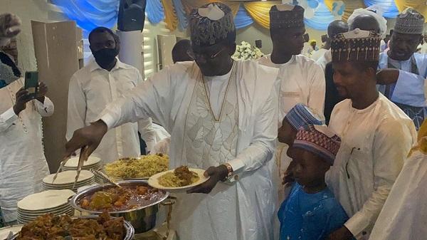 Eid-el-Fitr: Matawalle