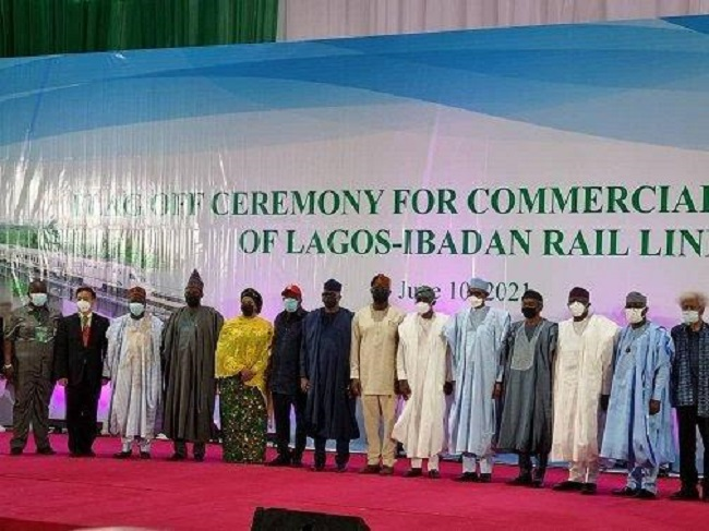 Lagos-Ibadan rail to create employment