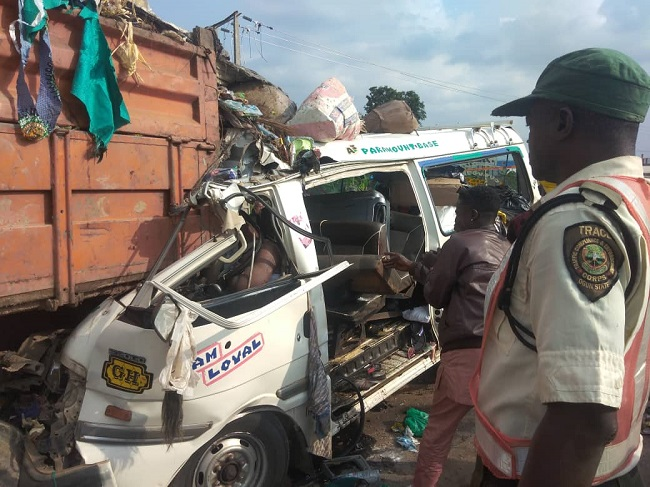 Auto crash, accident