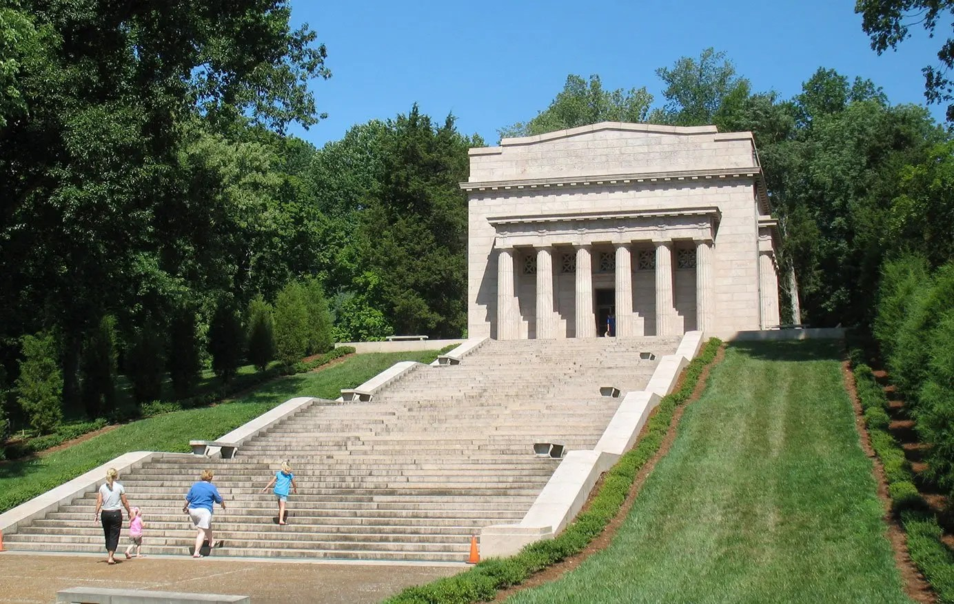 Abraham Lincoln – Birthplace Tribute