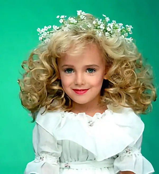 JonBenet Ramsey Photo - 1990-1996 RIP