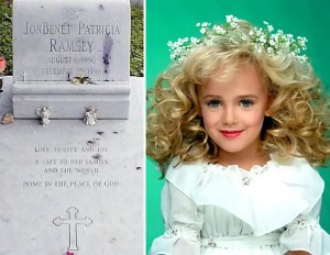 Photo - JonBenet Ramsey Grave - Saint James Episcopal Cemetery