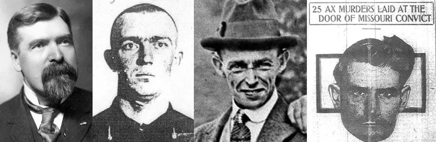 Photo of 1912 Villisca Axe Murder Suspects
