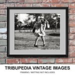 1920s Flapper Photo – Cute Girl Dancing the Charleston