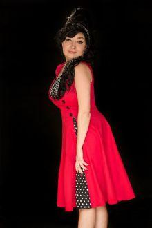 red dress promo