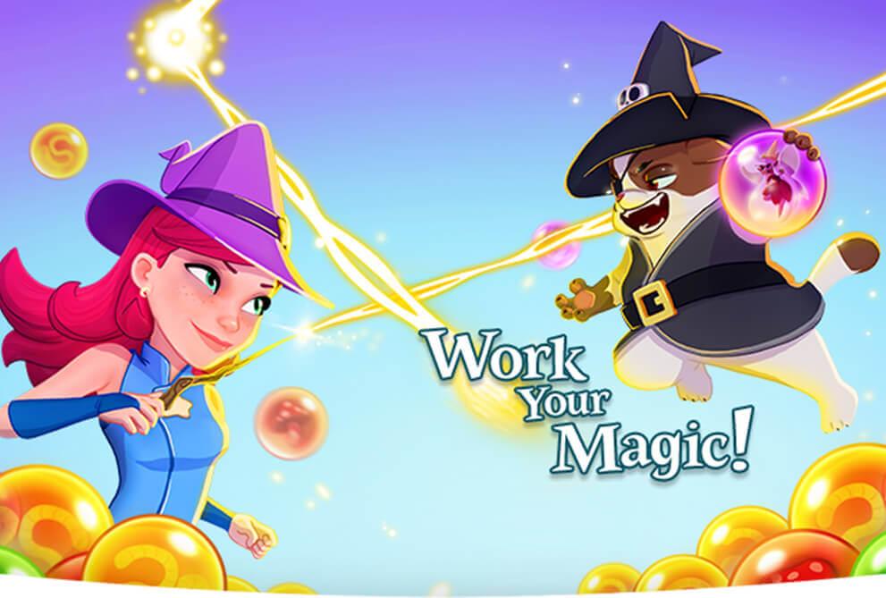 bubble witch saga 3 vie or gratuit cheat illimite