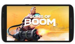Guns of Boom Astuce