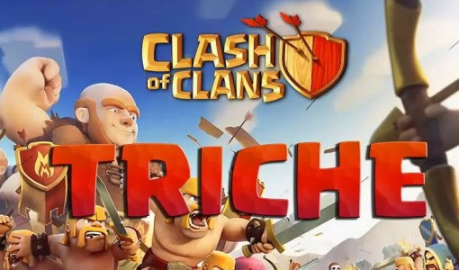 Triche Clash of Clans