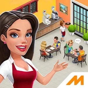 Triche My Café : Recipes and Stories