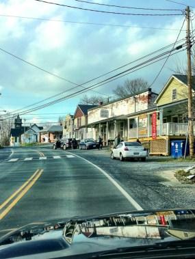Driving Through Millwood