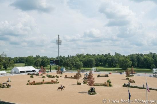 Hunter Derby Course