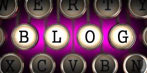 Blog on Old Typewriter's Keys.