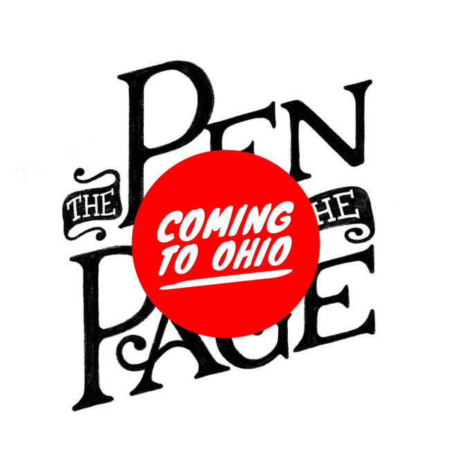 The Pen and The Page: Registrations are OPEN!