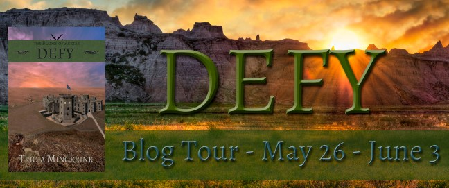 Defy Blog Tour Header