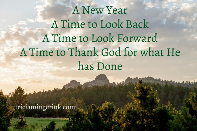 A New Year 2016