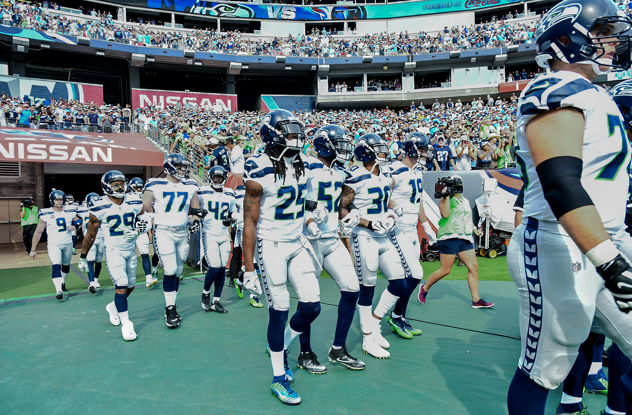 newest 7a235 b4d70 How the Seahawks Became the Social Justice Warriors of the ...
