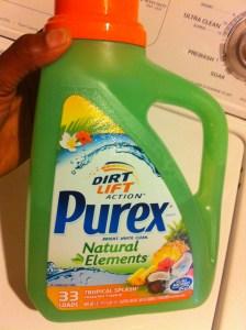 Purex Natural Elements ... Tropical Splash