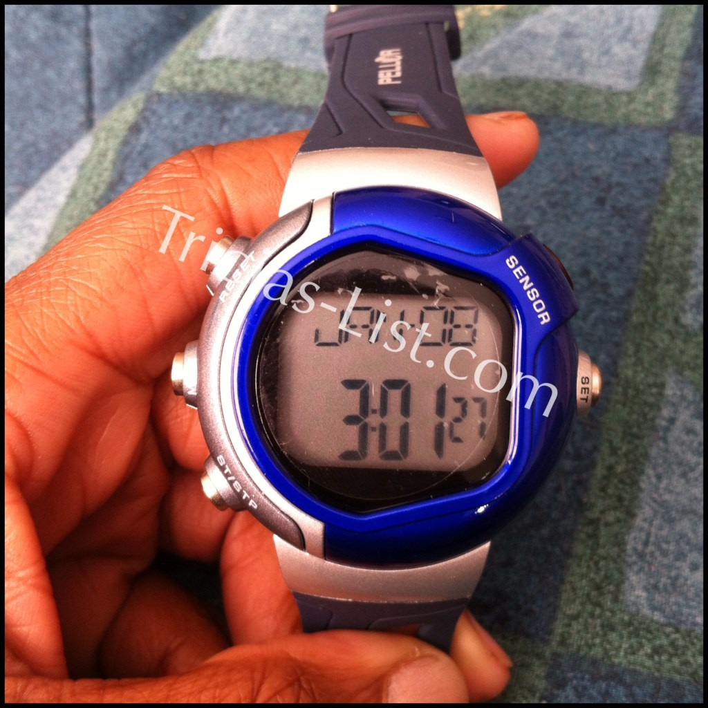 Pellor Blue Waterproof Pulse Fitness Heart Rate Watch – *A KoolerBuy Review*