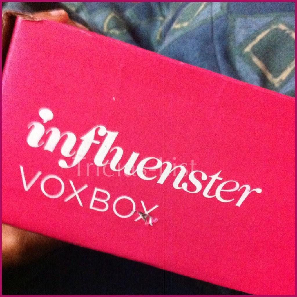 INfluenster J'Adore Voxbox – Oo La La !