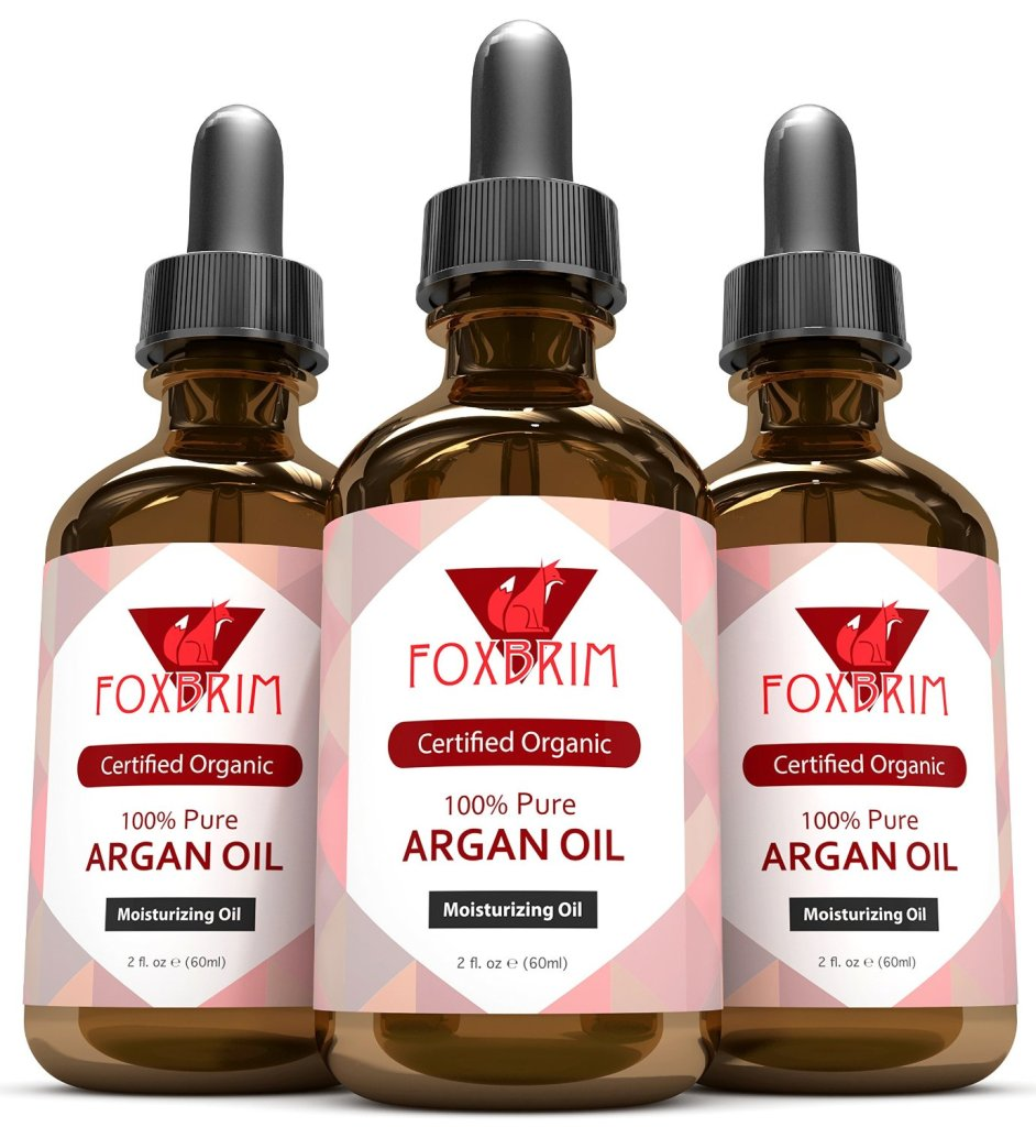 Add Some Shine & Sheen To Your Hair ! #arganoil