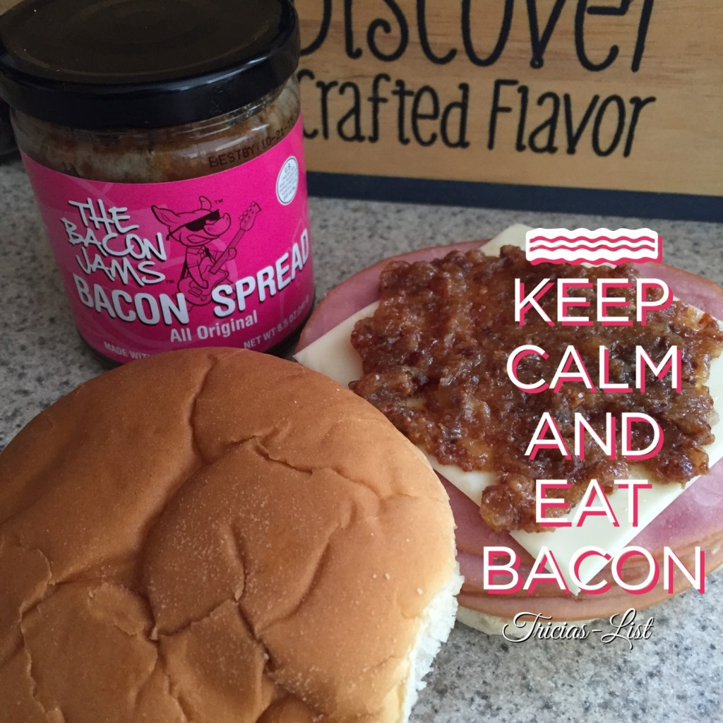 Bacon Jam. Food Just Got Better.