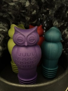 OwlTopper bottle stoppers (6)
