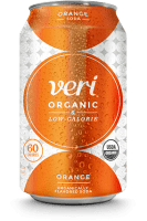 VeriSoda – Good Tasting, Organic Soda !