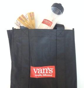 Van's Giveaway