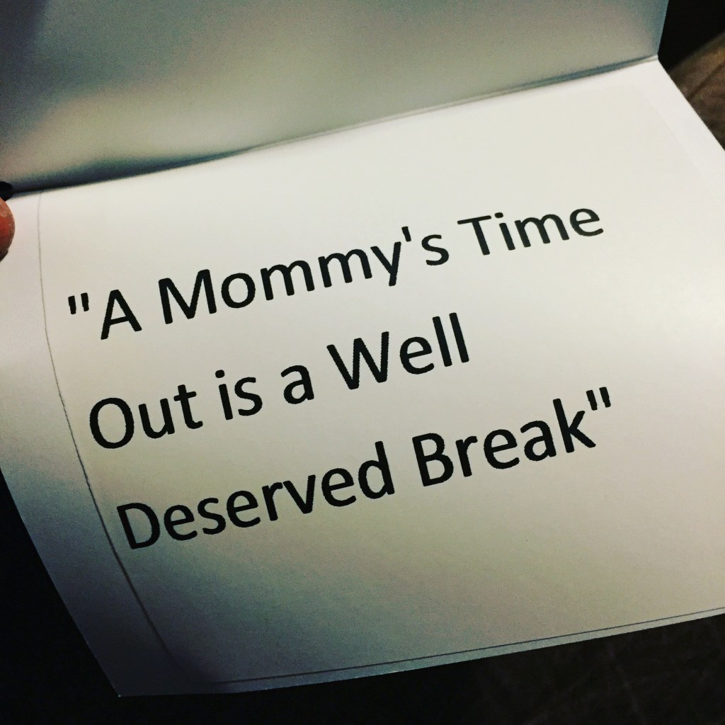 Mommy's Time Out Wine : We All Need A Break!