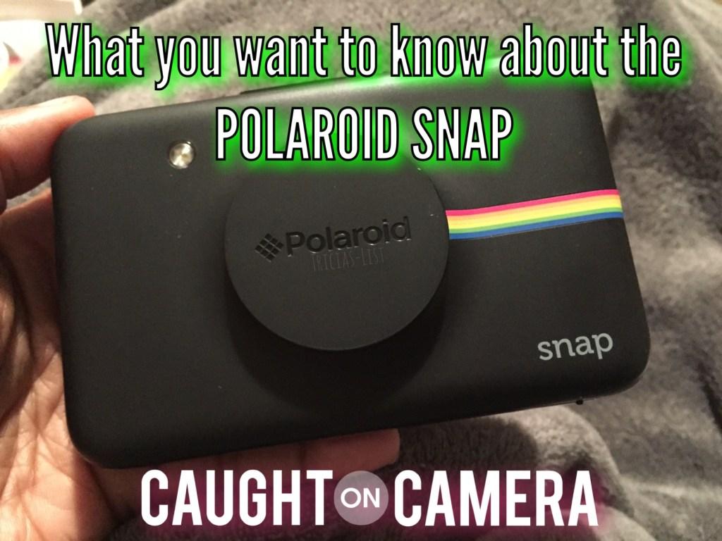 Polaroid Snap Camera: Does It Work ?