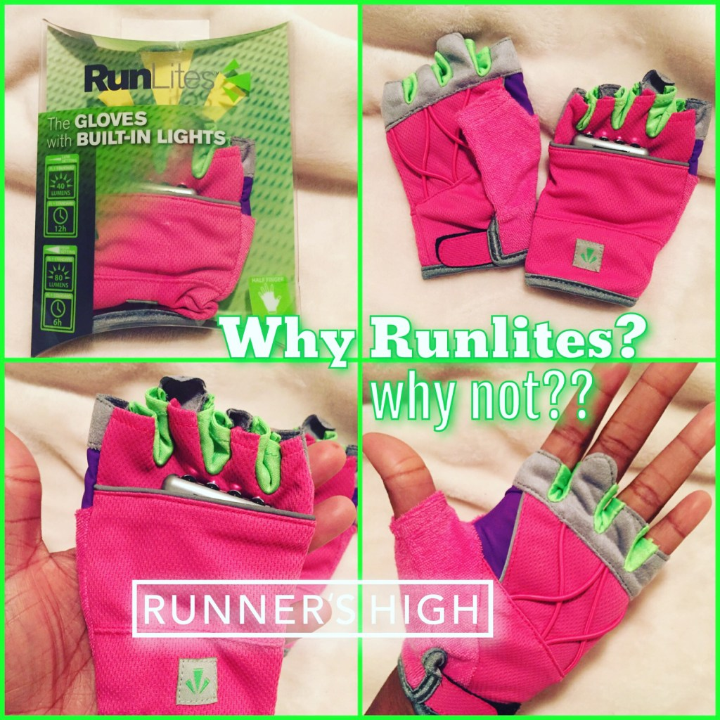 RunLites : Early Morning Or Evening Jogs Made Better!
