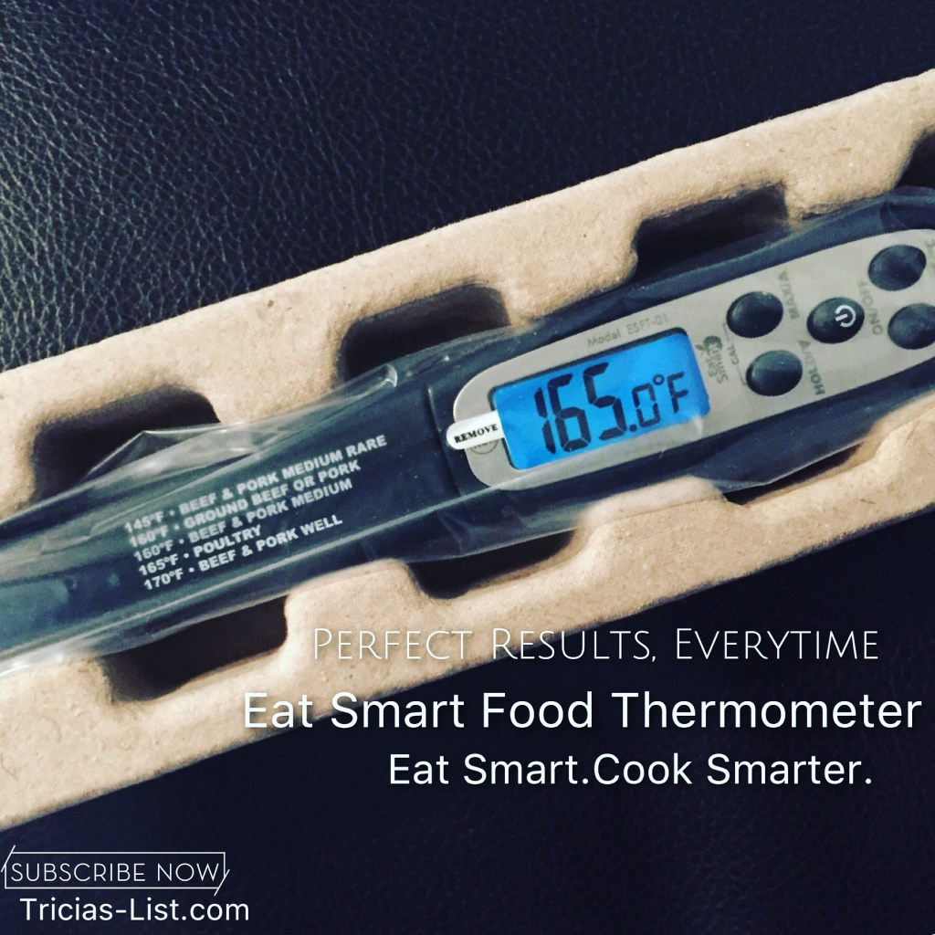 Eat Smarter – EatSmart Precision Pro Digital Thermometer