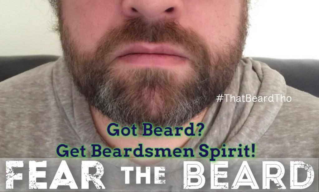 Got Beard ? Get Beardsmen Spirit – THE Beard Shampoo !