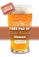 Free Pair Of Sierra Nevada Glasses