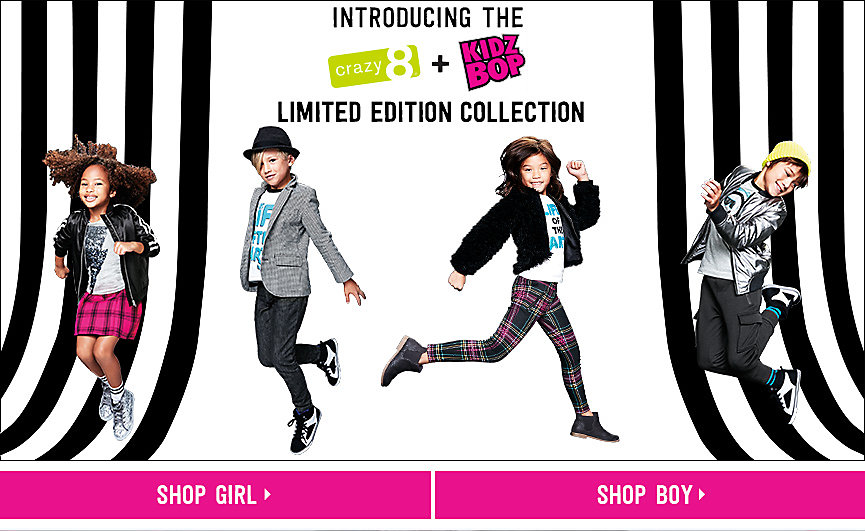 What?! Crazy8 And Kidz Bop Together… At Gymboree? AWESOME!