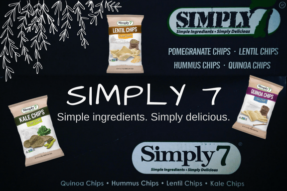 Simply 7 Chips. Healthy & Better For You… But Do They Taste Good?