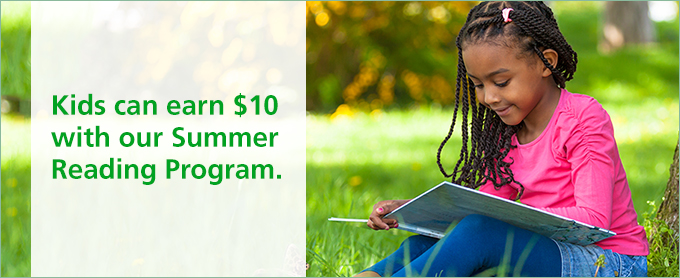 Summer Reading Can Give Your Kids A Head Start On Their Financial Future!