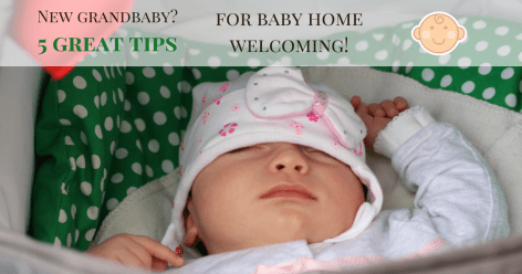 Welcome a Grandchild Into Your Life