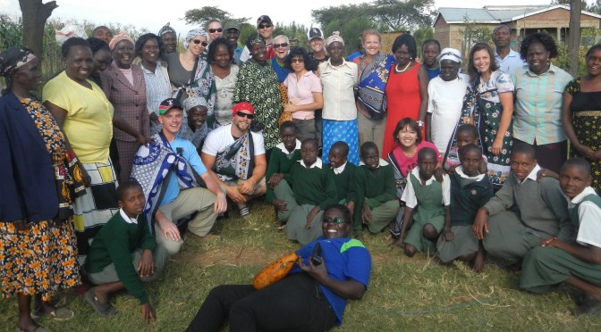 Eldama Ravine, Kenya (August 2013)