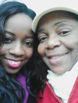 My mother-in-law and I in NY :)