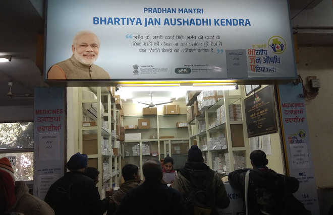 Medical stores open during COVID-19 in Chandigarh